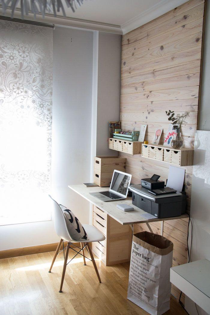 8 ideias para seu escrit rio em casa blog hts im veis. Black Bedroom Furniture Sets. Home Design Ideas